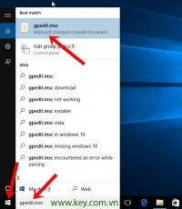 Hướng dẫn bật/tắt phần mềm Windows Defender trên Windows 10 bằng Gpedit.msc