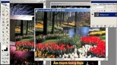 Hướng dẫn ghép ảnh phong cách Red'n White trong Photoshop