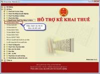 Hướng dẫn kết xuất Tờ khai 05/KK - TNCN