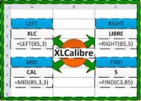 Hướng dẫn sử dụng hàm LEFT, MID, RIGHT trong Excel