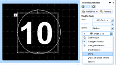 Hướng dẫn tạo đồng hồ đếm ngược trên PowerPoint