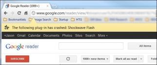 Khắc phục lỗi Flash trên Google Chrome