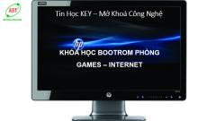 Khoá học Bootrom phòng Game - Internet