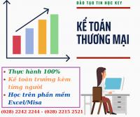 Khóa học kế toán doanh nghiệp thương mại