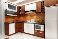 Kỹ thuật thiết kế tủ bếp