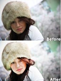 Mẹo chỉnh sửa ảnh chân dung bắt mắt bằng Photoshop CS6