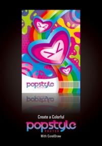 Tạo poster phong cách Pop bằng CorelDRAW