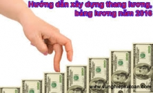 Thang lương, bảng lương 2016