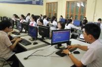Thông báo chiêu sinh lớp tin học học đường