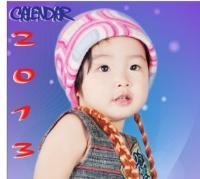 Tự thiết kế lịch cho bé bằng Photoshop.