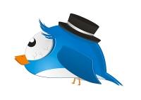 Vẽ nhanh Twitter Bird bằng CorelDraw