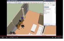 Video hướng dẫn học shetchup thiết kế nhà 3D ( Phần 1)