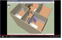 Video hướng dẫn học shetchup thiết kế nhà 3D ( Phần 2)